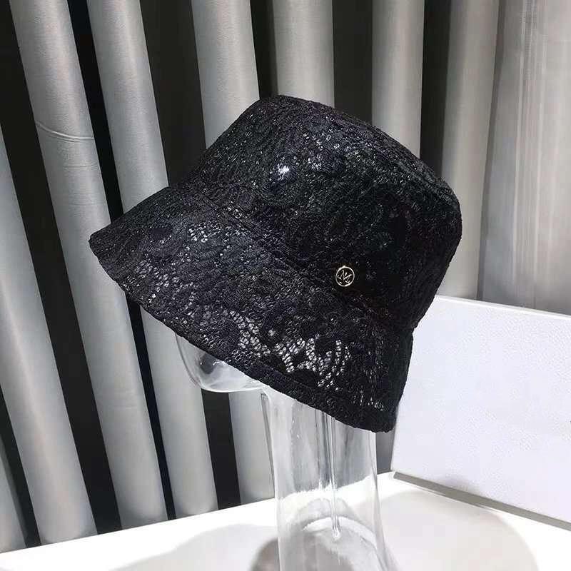 M Письмо Ведро Шапка Шляпы Дизайнерская Шапка Женщина Дышащая Ведро Шляпа Бренд Шапки Шапочка Casquettes 2 Цвета Высокое Качество