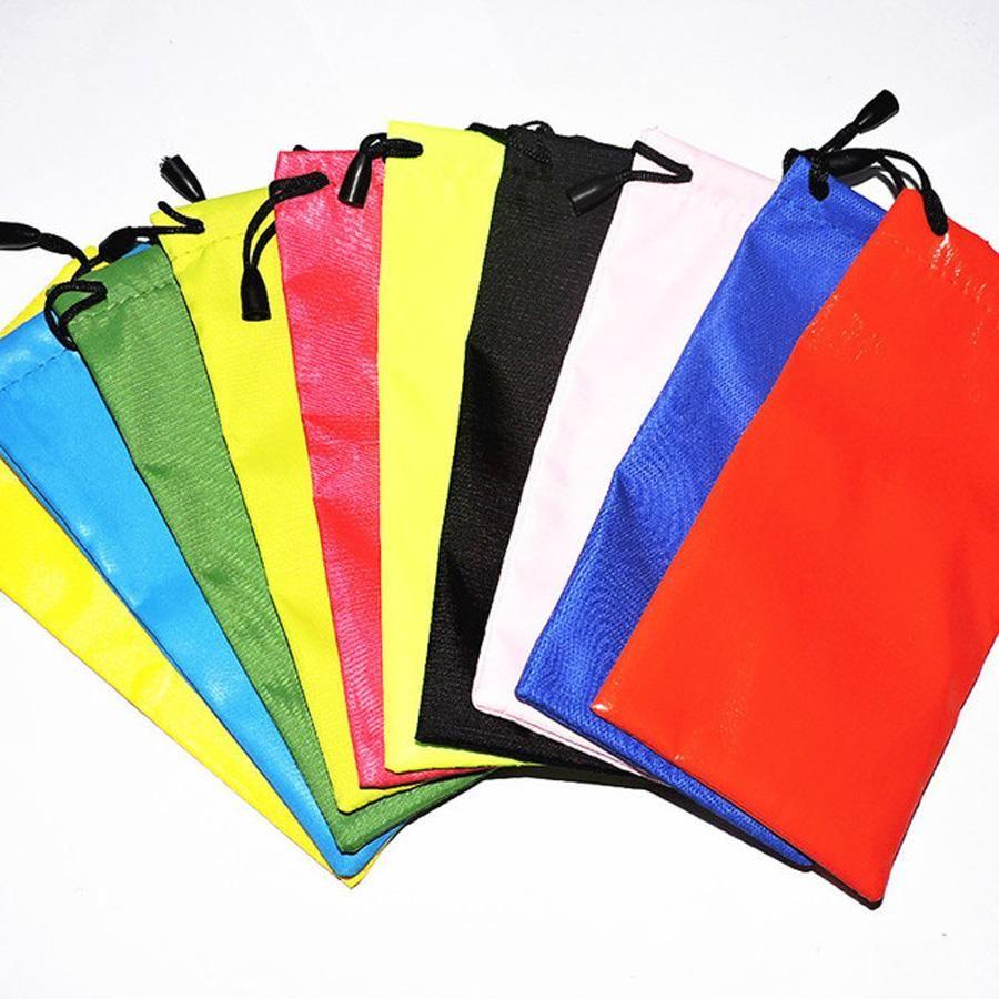 متعددة الوظائف الغبار النظارات حمل الرباط الحقيبة للماء محمول نظارات حقيبة تخزين حقيبة النظارات الشمسية المحمولة DH0774