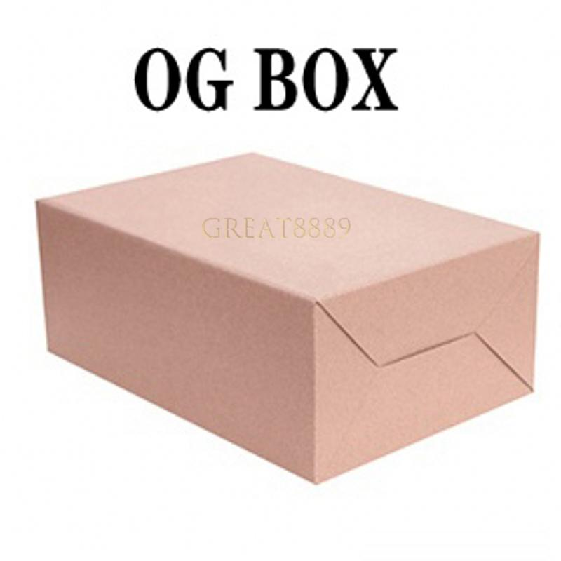 ihtiyaçtan ayakkabılar bir ayakkabı OG kutu ayakkabılar ile adetler kim için ekstra 2020 ABD 5 Dolar