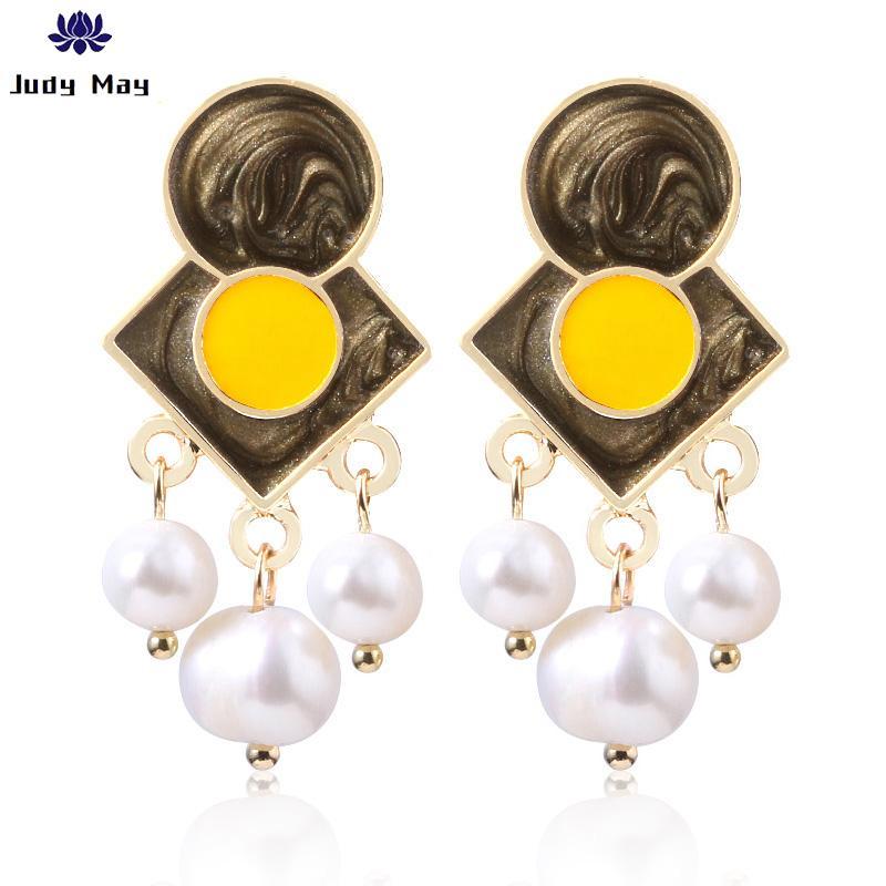 New Tassel Starry Fluid Earrings Ladies Jewelry High-end Jewelry Creative Gift Decoration Gift Studs Earrings