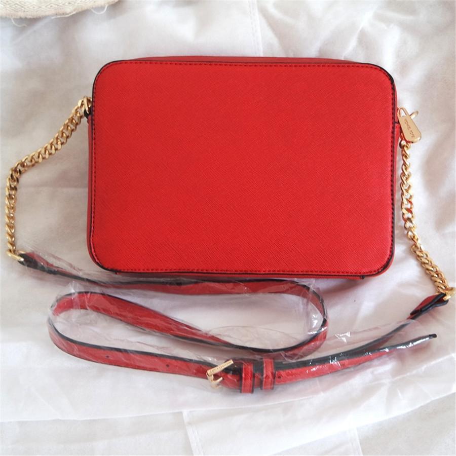 Python de lujo del bolso del totalizador Bolsas 2020 Pequeño diseñador bloqueo de cocodrilo patrón de cuero del hombro bolsos del mensajero de la cadena Bolsa Rojo # 912