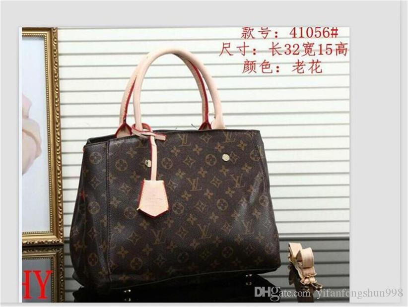 2020 mulheres designers de bolsas de marcas de Bolsas de ombro embreagem Saco de compras de alta qualidade sacos de viagem estilo clássico venda quente yiA17