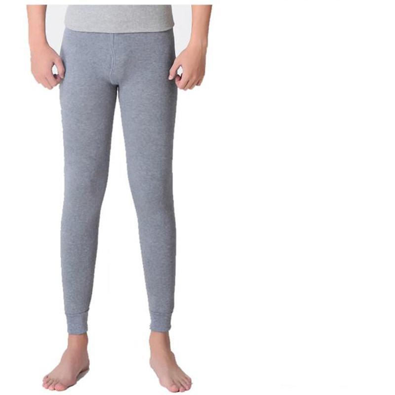 Winter Warm Mens Warm Leggings Tight Men Long Johns Plus Size Underwear Elastic Men Thermal Pants