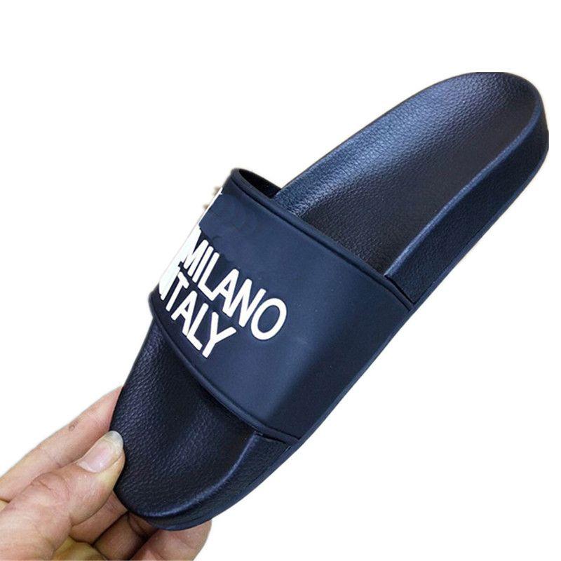 2020 DSQ2 dsquared2 slippers dsquared shoes luxe intérieur et pantoufles plates hommes marque de mode en plein air taille 38-45 confortable et perméable à l'air
