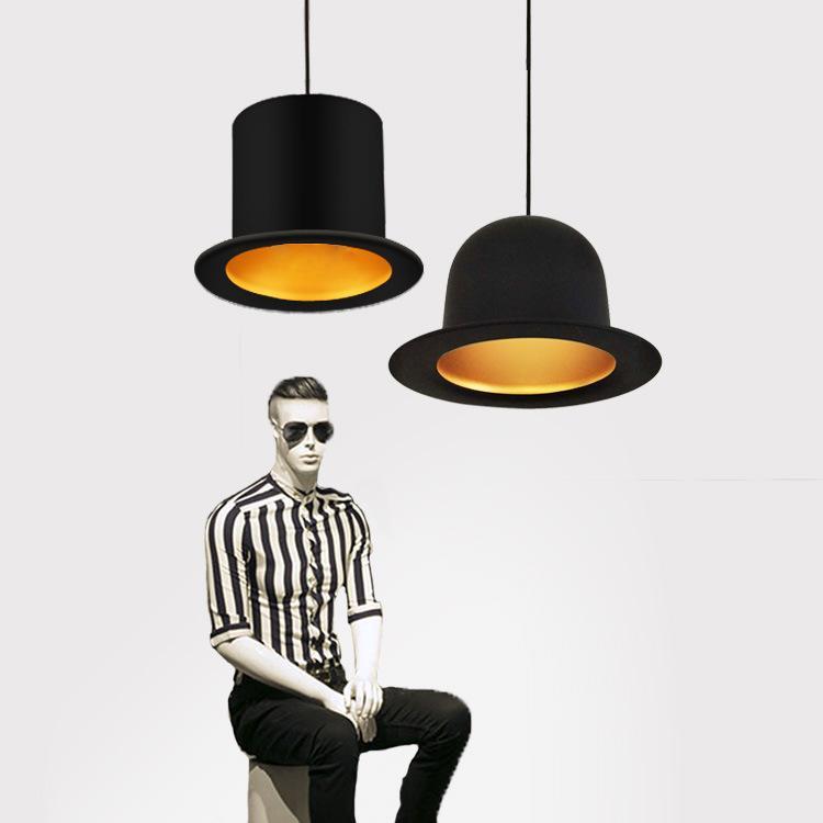 Nordic Design Led Industrielle Schwarz moderne hängende Deckenleuchten Hängeleuchte für Bar Loft-Dekor Küche Esszimmer Wohnzimmer