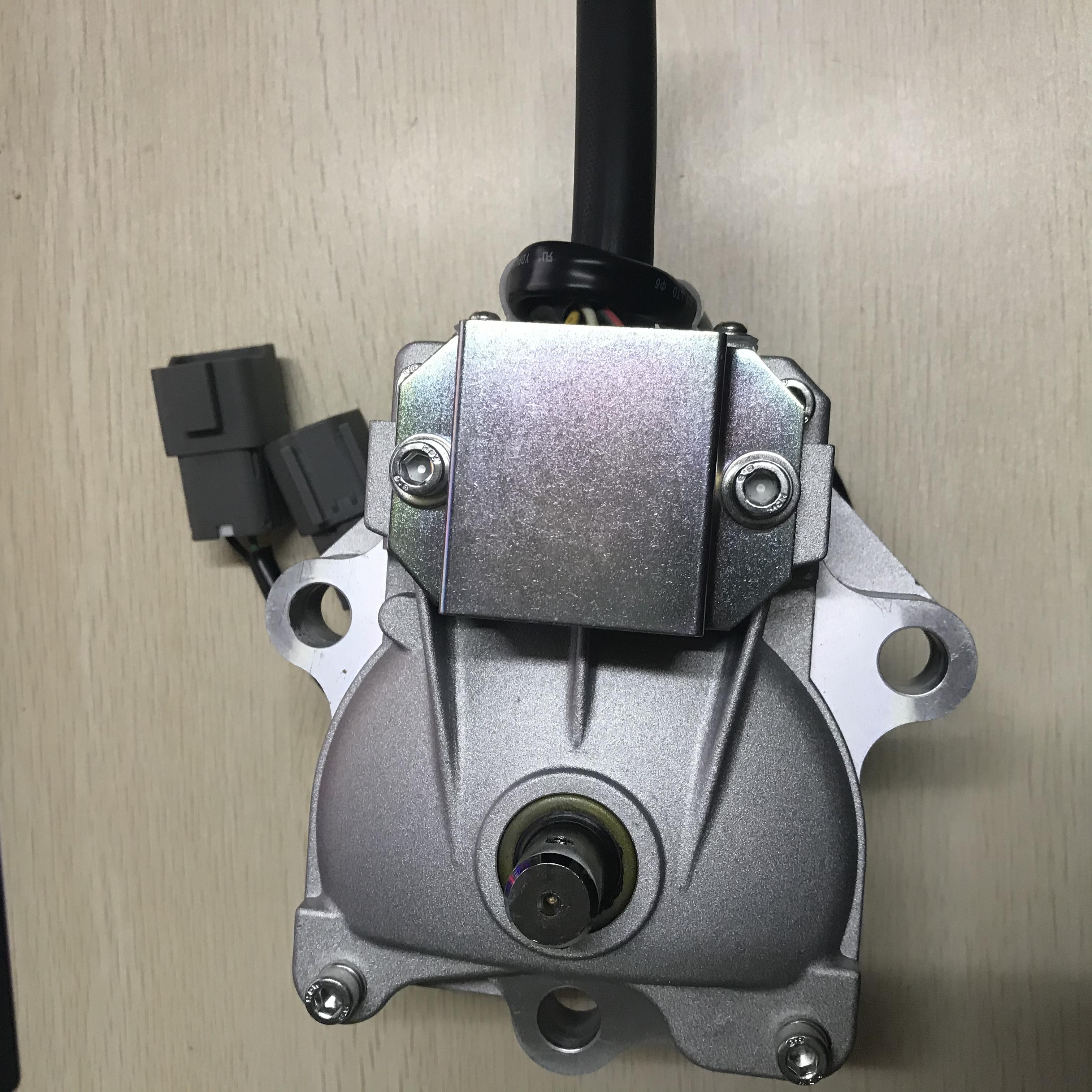 굴삭기 액세서리 KOMATSU 스로틀 모터 7834-40-2000 / 2,003분의 2,001 적용 모델 : PC100-6 / PC120-6 / PC200-6 / PC220-6 / PC300-6 / PC400-6