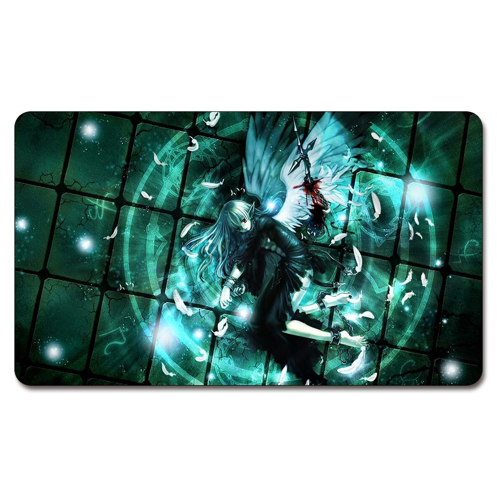 (Original Playmat) 525 Пользовательские Аниме игры Sexy Play Mat Настольные игры Пользовательские Big Play Pad с Playmat сумка хранения