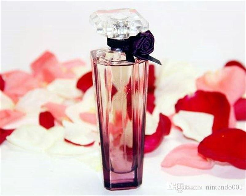 la marca de gama alta Francia perfume noche Rose fragancia de alta calidad fragancia atractiva para las mujeres mucho tiempo que dura.