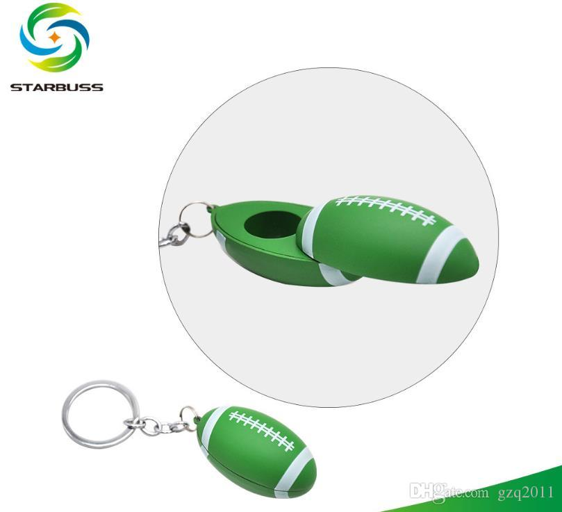 Metal Pipe Creative Pipe Rugby Metal Pipe