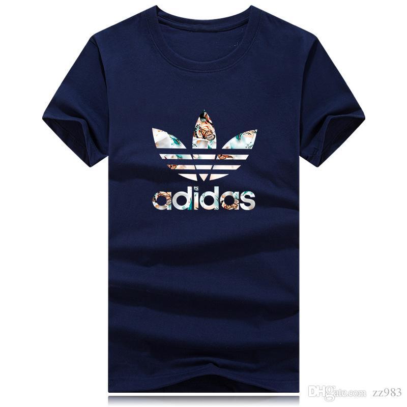 2018 nuevas mujeres camiseta para hombre en blanco y negro 100% algodón camisetas Summer Skateboard Tee Boy Skate camiseta Tops
