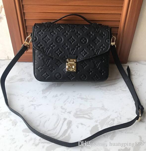2020 hot classic style fashion ladies handbag shoulder bag chain men and women classic handbags PU high quality messenger bag01