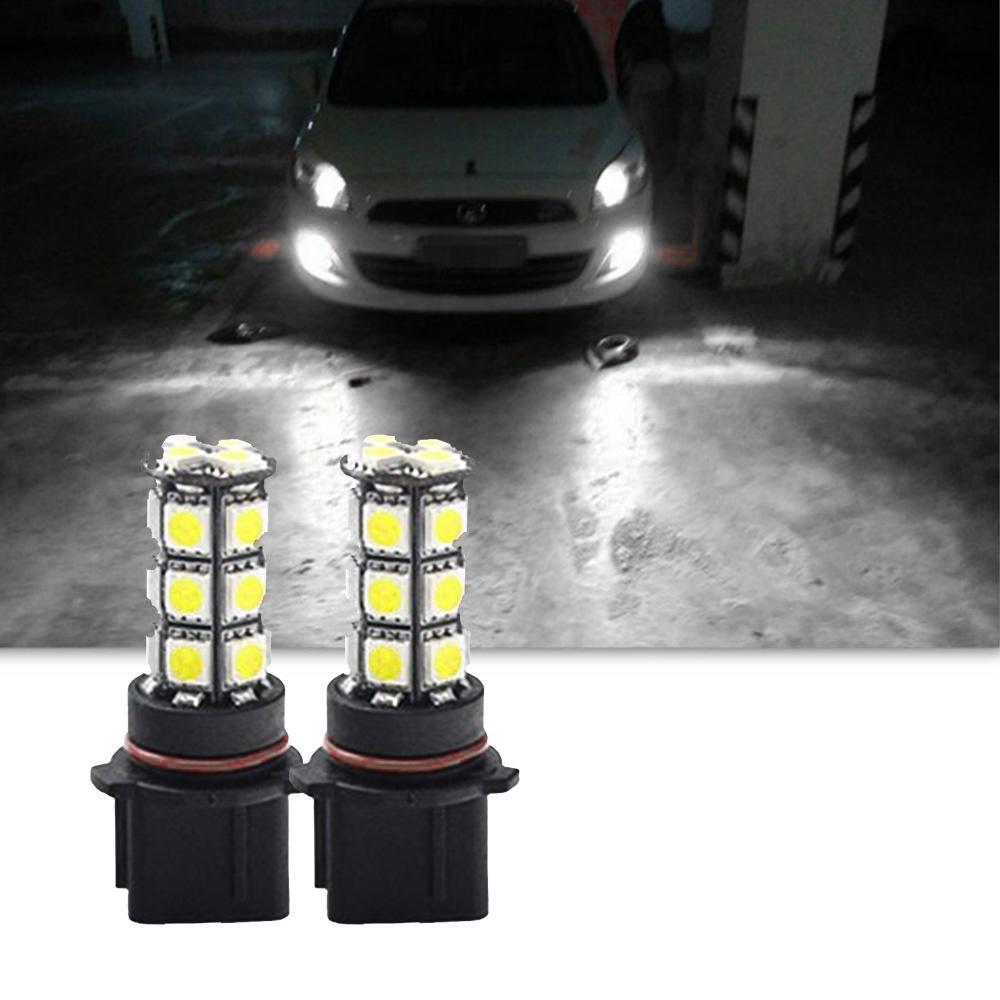 12V DC LED Fog Lamp Frente Luz de Trabalho Ultra brilhante carro 100% Brand New Car Light