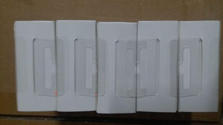 OEM Qualidade 5W 5V 1A US / EU Plug USB AC Power Adapter carregador adaptador de parede de carregamento A1385 A1400 com caixa de varejo