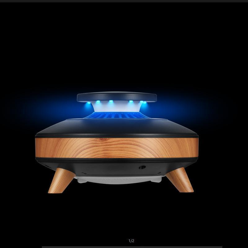2020 جديد سفينة الفضاء USB البعوض القاتل فخ الرئيسية داخلي التحكم الذكي ضوء استنشاق البعوض القاتل حفاز ضوئي LED البعوض مصباح