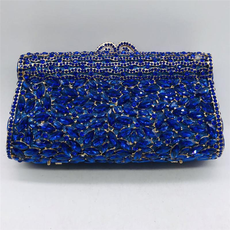 Partido Celebridade da moda Ladies Luxury saco de embreagem nupcial casamento elegante Bolsas Mulheres noite com bolsas do ombro Handle Cadeia