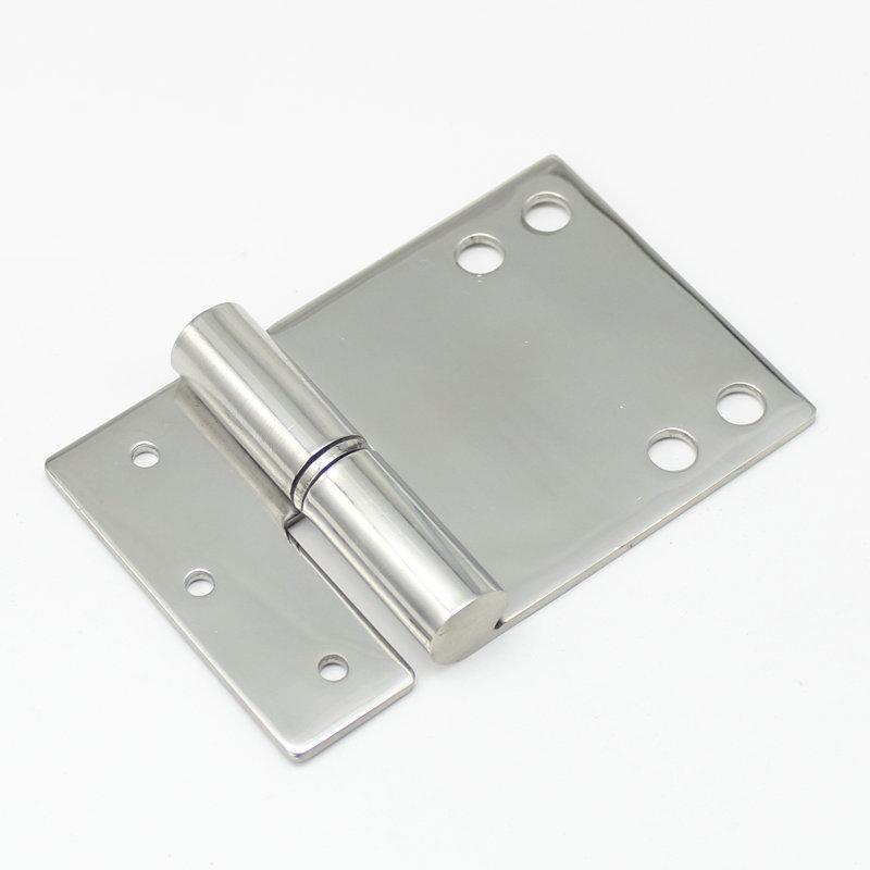 110 * 72mm kapı menteşesi dağıtım Kabine PS Anahtarı Kontrol kutusu ağ vaka enstrüman Tekne yat kabine menteşe donanım parçasını uydurma