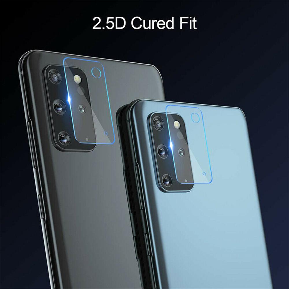 Новая 2.5D камера закаленное очки Вернуться объектива против царапин Fiber Защитная пленка для iPhone 11 про макс XS MAX XR X 8 7 6 P40 Huawei
