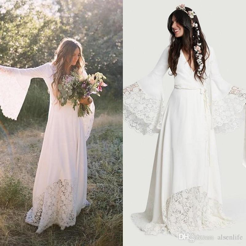 Acheter Robes De Mariée De Plage 2019 Chic