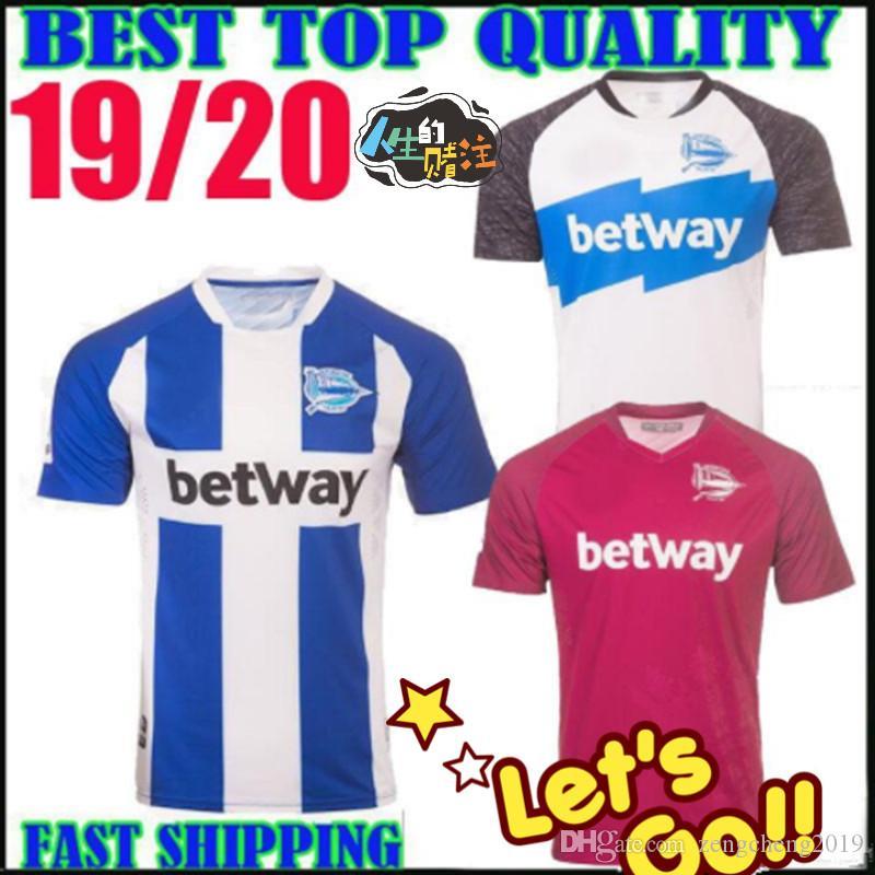 2019 2020 ألافيس لكرة القدم الفانيلة 19 20 الافيس camiseta القمصان LUCAS IBAI بورغي لاغوارديا BORGA GUIDETTI كرة القدم