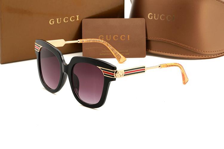 Nova Marca de Moda Lente De Vidro 0281 Óculos De Sol Para Mulheres Dos Homens de Design de Óculos de Sol uv400 Eyewear Frete Grátis