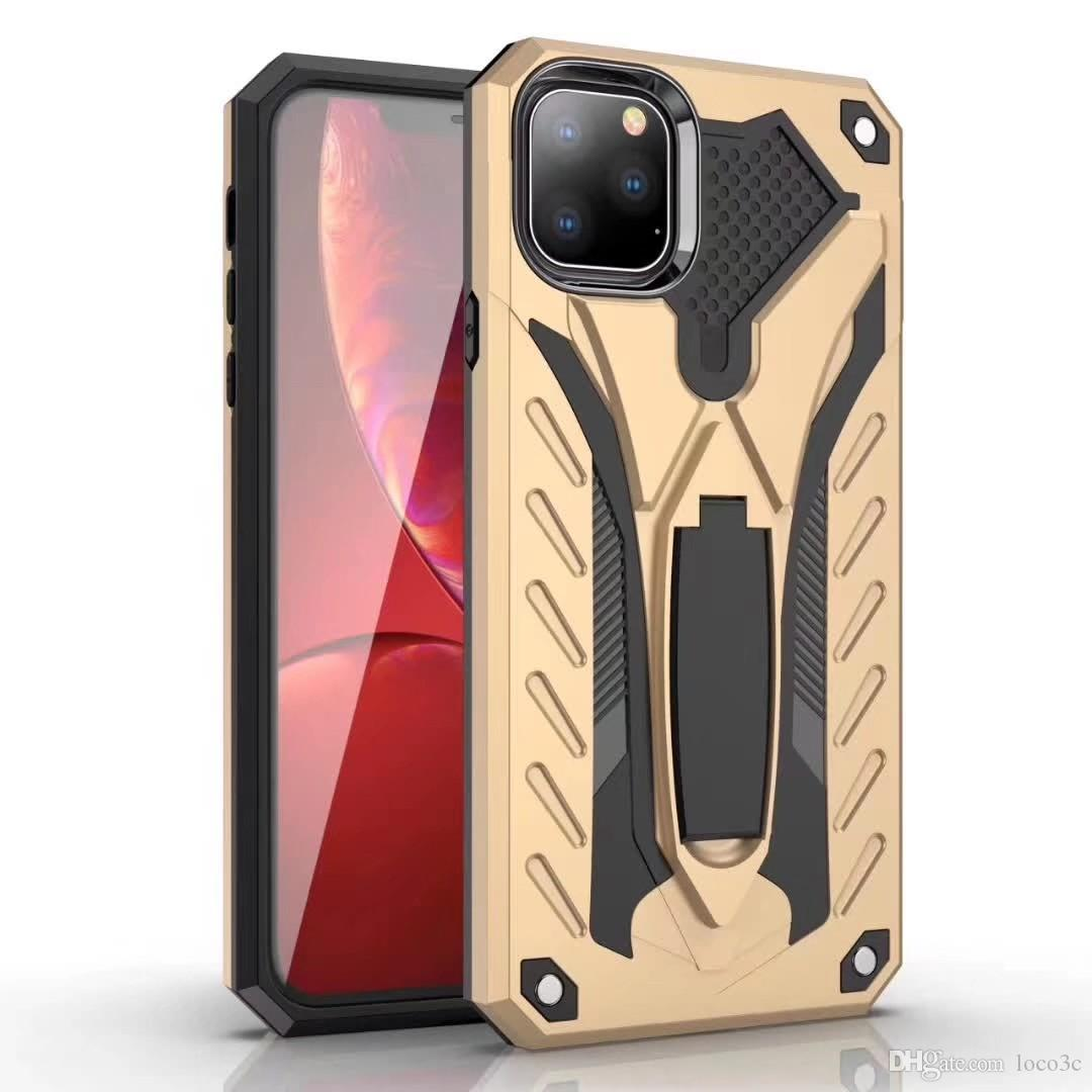 Military Shockproof Phone Case For iphone SE 11 Pro Xs Max Xr X Armor Hard Bumper Cases For iphone 6S 6 Plus 7 8