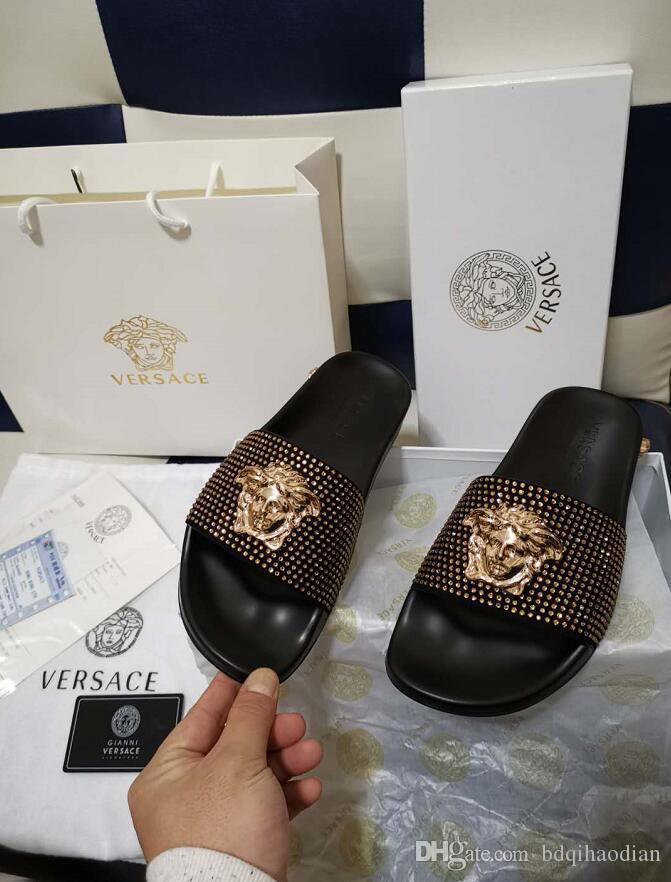 2015 neue Ankunft Sommer Männer hausschuhe Marke designer flip flops Strand Sandalen rutschfeste Männliche Hausschuhe Zapatos Hombre Casual Schuhe