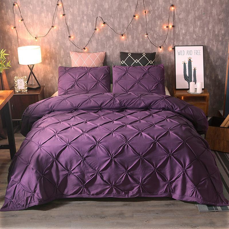 35 Set cama preto capa de edredão Define Branco Rei Queen Size ouro Quilt Grey Consolador Covers 3Pcs 260x230