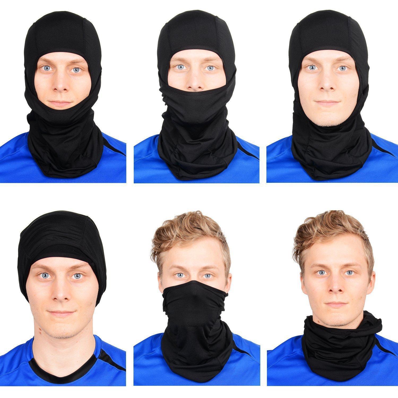 Multifuncional al aire libre a prueba de viento de la bufanda del pañuelo UV máscara protectora del Bandana diadema mágica de la cara de la bufanda tubular sin costuras tubo de anillo bufanda