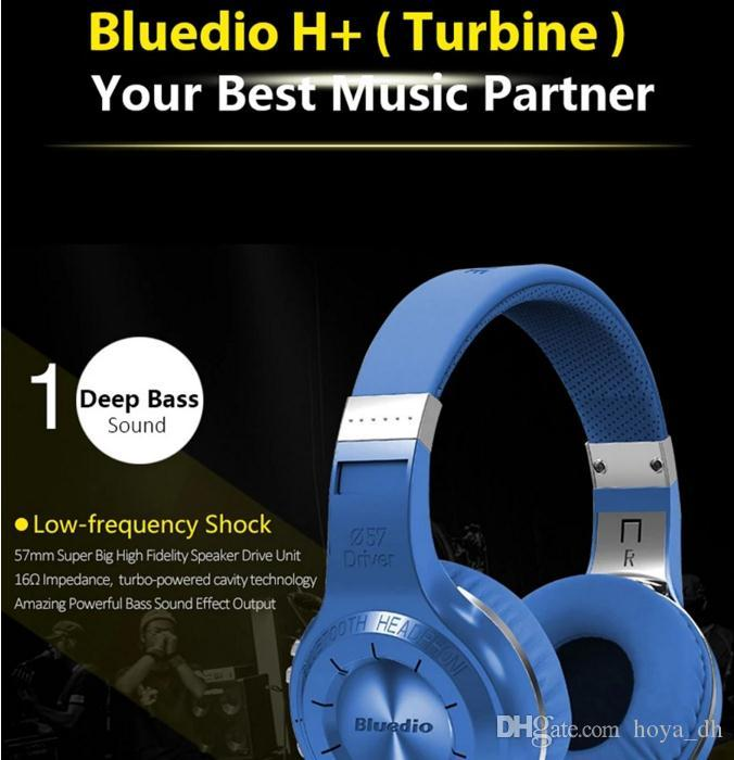 Hot Selling Bluedio H Turbo Upgrade Hurricane System Headset Bluetooth Headset Noise Reduction Bluetooth Headset With Nice Sound Bluetooth Headphone Headphone Bluetooth From Hoya Dh 41 51 Dhgate Com