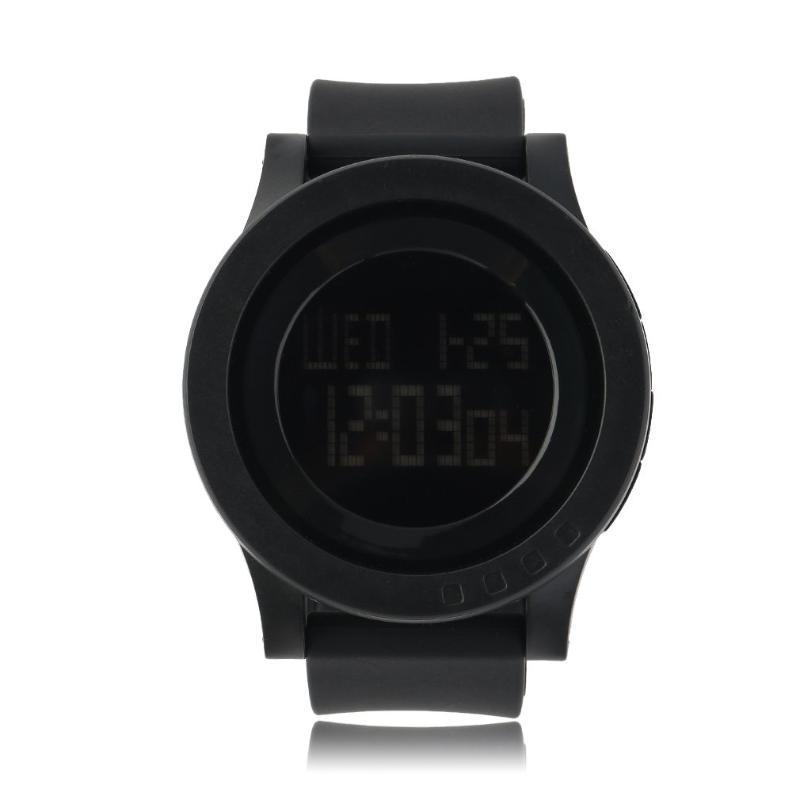 SKMEI Minimalist Fashion Men Big Dial Digital Watch 50m Waterproof Suitable for Gentleman 50m waterproof Accurately Relogio