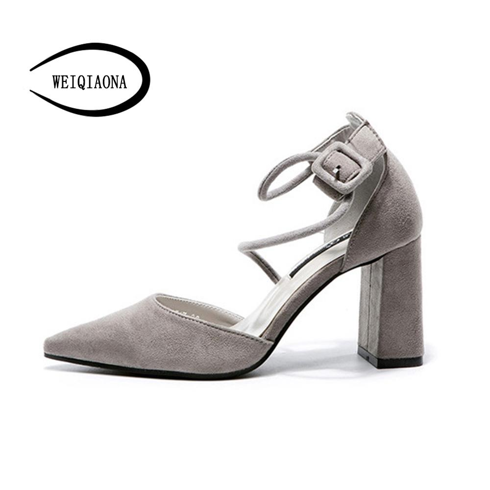 wholesale 2018 Luxury Flock Brand Design Shoes Women Brand Design Fashion Sexy Bling High Heel Sandals Party Shoes Dress Shoes