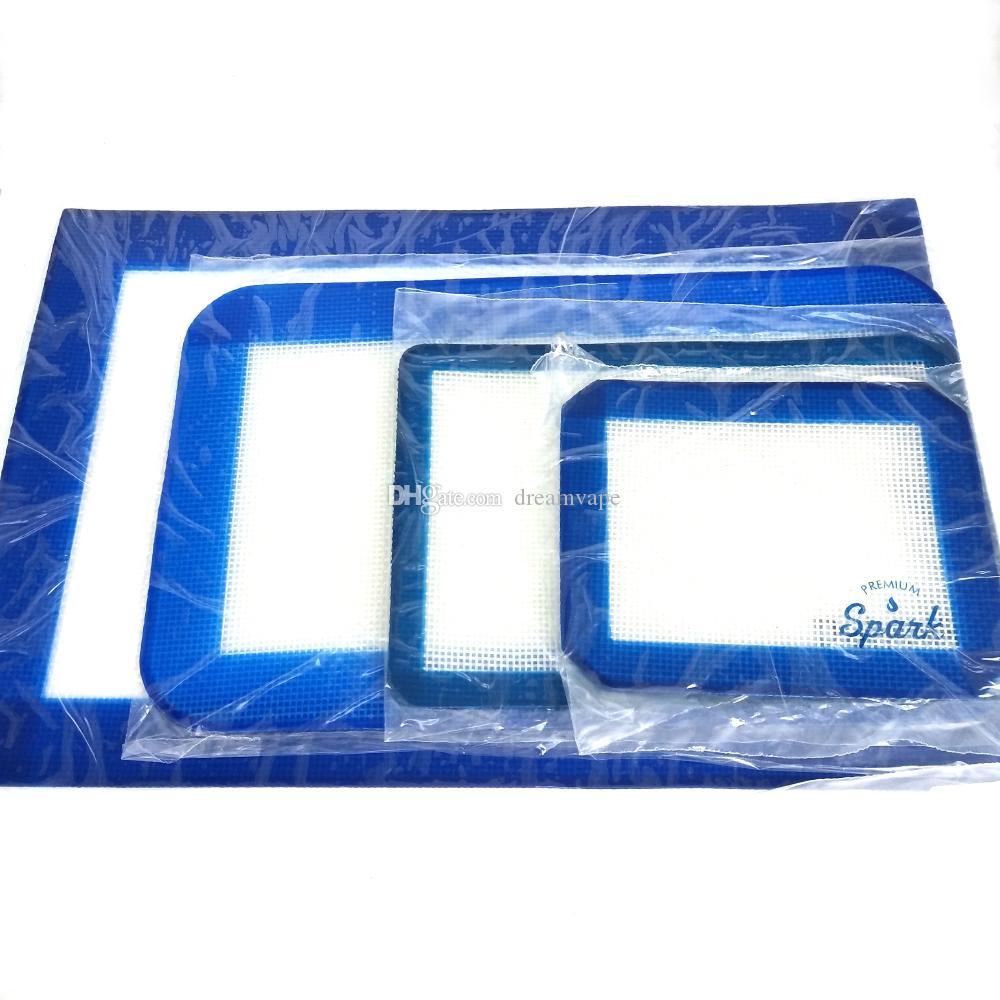 Hitzebeständige Silikon-Matten Backen Liner Beste Silikon-Ofen-Matte Wärmeisolierung Pad Bakeware Tischmatte Freies Verschiffen