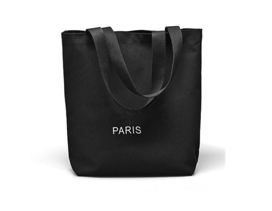 moda famosa borsa da spiaggia borsa di lusso C Canvan Shopping Tote di corsa Donne Wash Bag cosmetico di trucco Storage Case