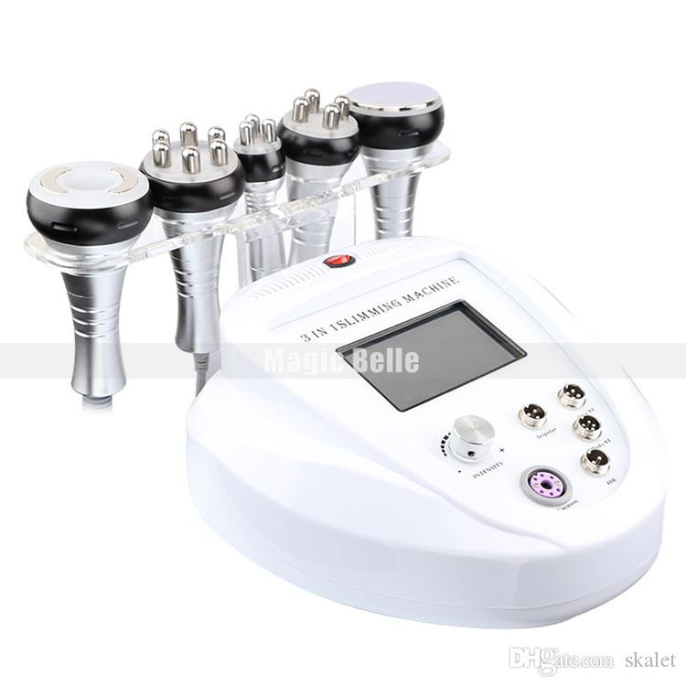 Best Selling Portable Vacuum Cavitation Machine Body Slimming Machine RF Vacuum Machine