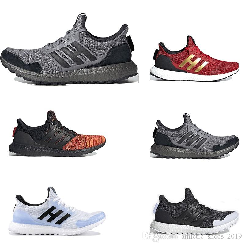 ultra boost GAME OF THRONES x UB Laufschuhe für Herren Damen White Walker Targaryen Dragons Nights Haus Lannister Sport-Sneaker Größe 36-45 Euro