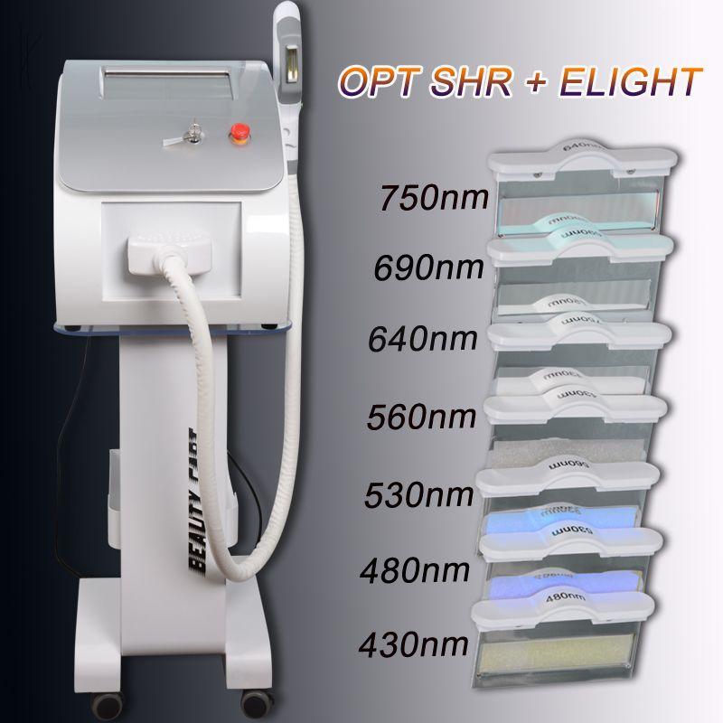 Ipl Hair Removal Facial Hair Remover Opt Shr Machine For Women Man