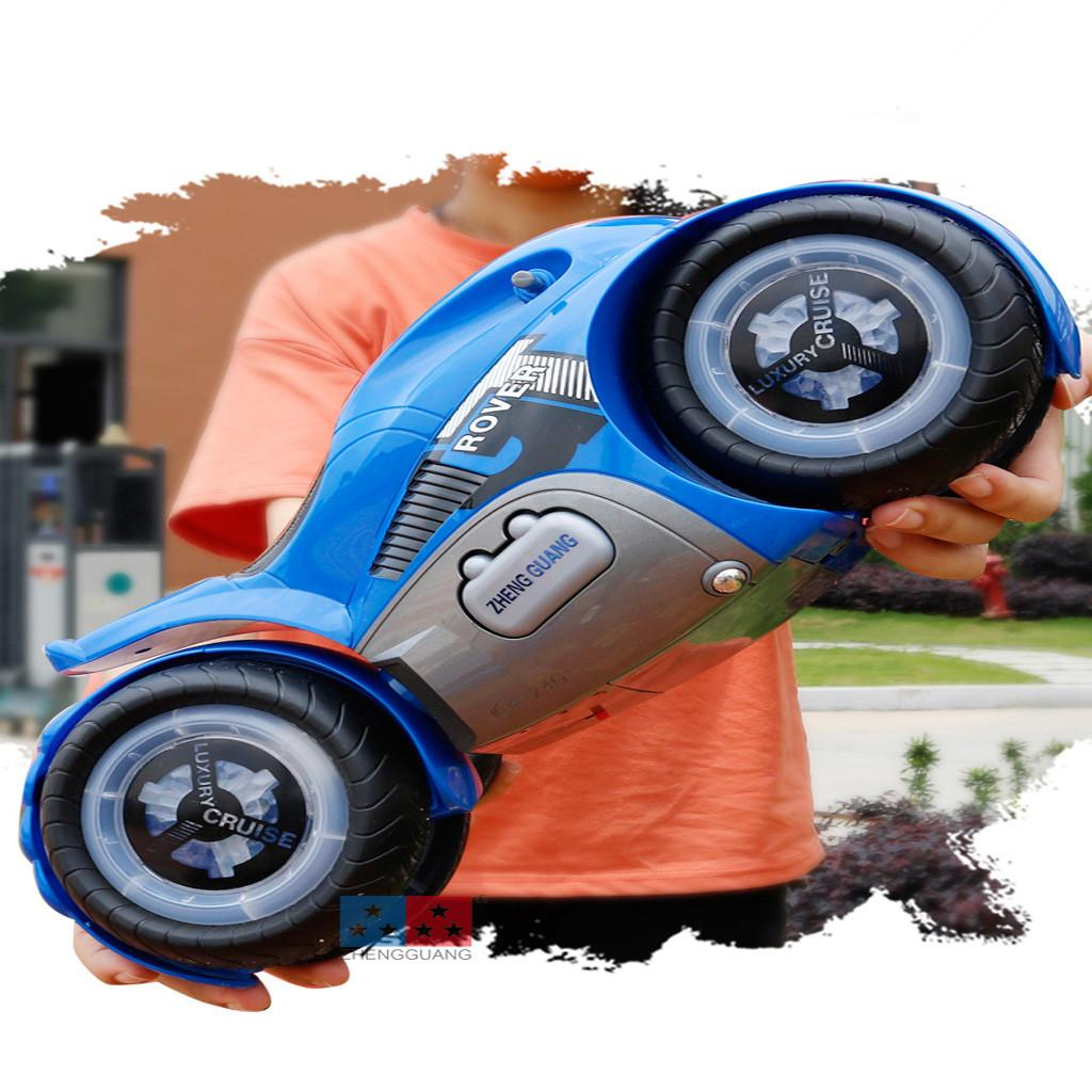 1:14 Body music lights RC Motorcycle Rear Wheel Drive Drift Motorcycle Stunt Toy Remote control car toy 2019 NEW A611