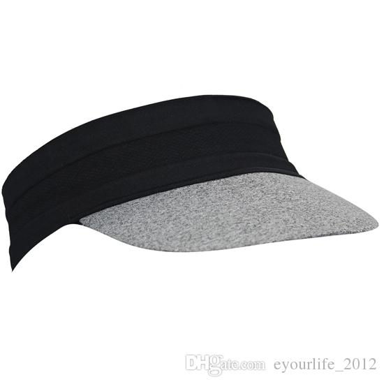 Womens Mens Unisex Breathable Running Hiking Marathon Yoga Golf Outdoor Sports UV Sun Protective Baseball Cap Hat Headwrap Headband