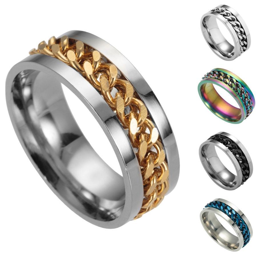 Moda 28mm anillo dominante del metal Llavero Llavero joyas plateado plata antigua aparatos de ejercicios con mancuernas 34 * 12 * 12 mm colgante # 412