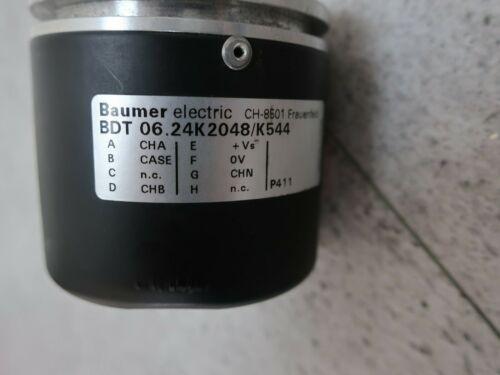 Baumer Electric Bdt 06.24K2048 / K544 Drehgeber