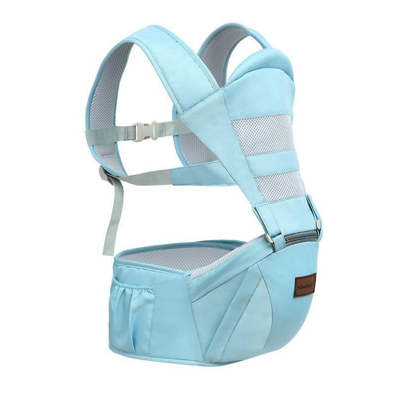 Baby Sling cintura Stool respirável Four Seasons Multi-Function Frente Cruz-Holding Crianças preensão do bebê Babies único assento