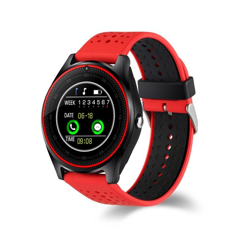 V9 smartwatch android V8 DZ09 U8 samsung smart watches SIM Intelligent mobile phone watch can record the sleep state Passometer free DHL