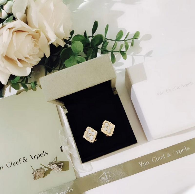 orecchini di fascino delle donne nuove di fascia alta gioielleria WSJ000 # 111.537