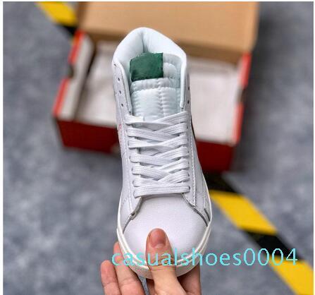 Открытый последние блейзеры странные вещи попутный ветер 79 кроссовки зеленый белый оранжевый тройной дизайнер тренер Мужчины Женщины спортивные кроссовки AF24