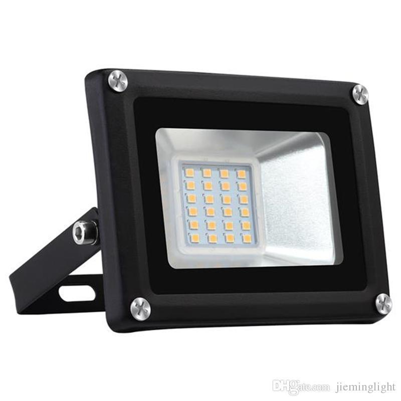 UK Stock 20W LED Flood Light теплый белый 220V Super Bright Outdoor Work Light 100W галогенная лампа эквивалент IP66 водонепроницаемые наружные светодиодные фонари