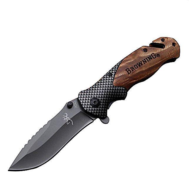 Toptan esmerleşme X50 katlanır bıçak ahşap saplı çakı nokta X50 X78 DA38 bıçak tedarik özelleştirme kabul katlanır