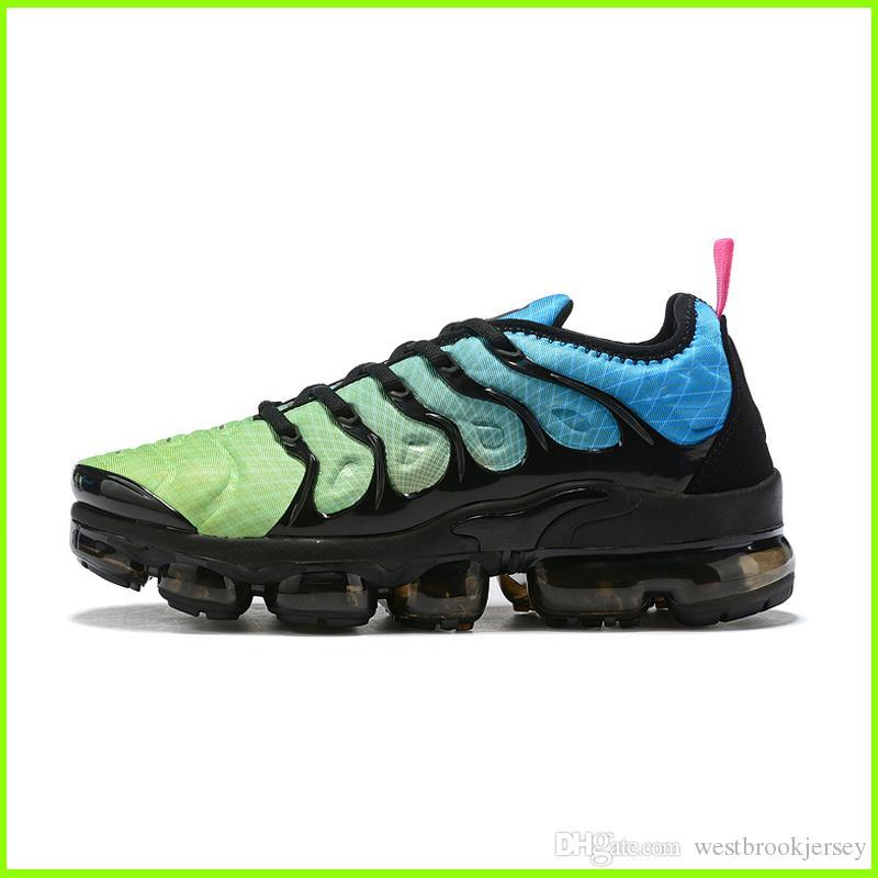 Marca TN Plus diseñador zapatillas de deporte para mujer para hombre Tns zapatos al aire libre aptitud de la gimnasia de zapatos gris negro blanco deporte Entrenadores Chaussures en Venta