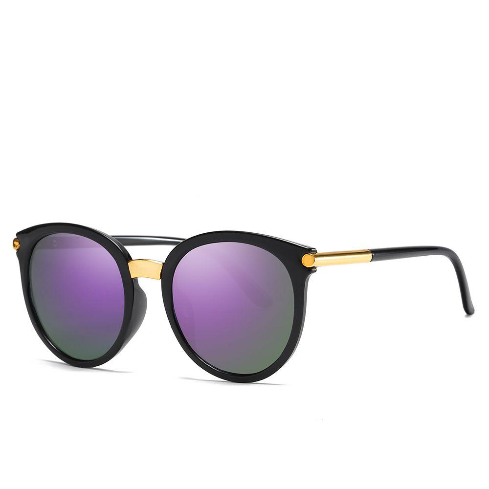 Unisex Sunglasses Fashion Black Grey Drive Holiday Polygon Non-Polarized UV400