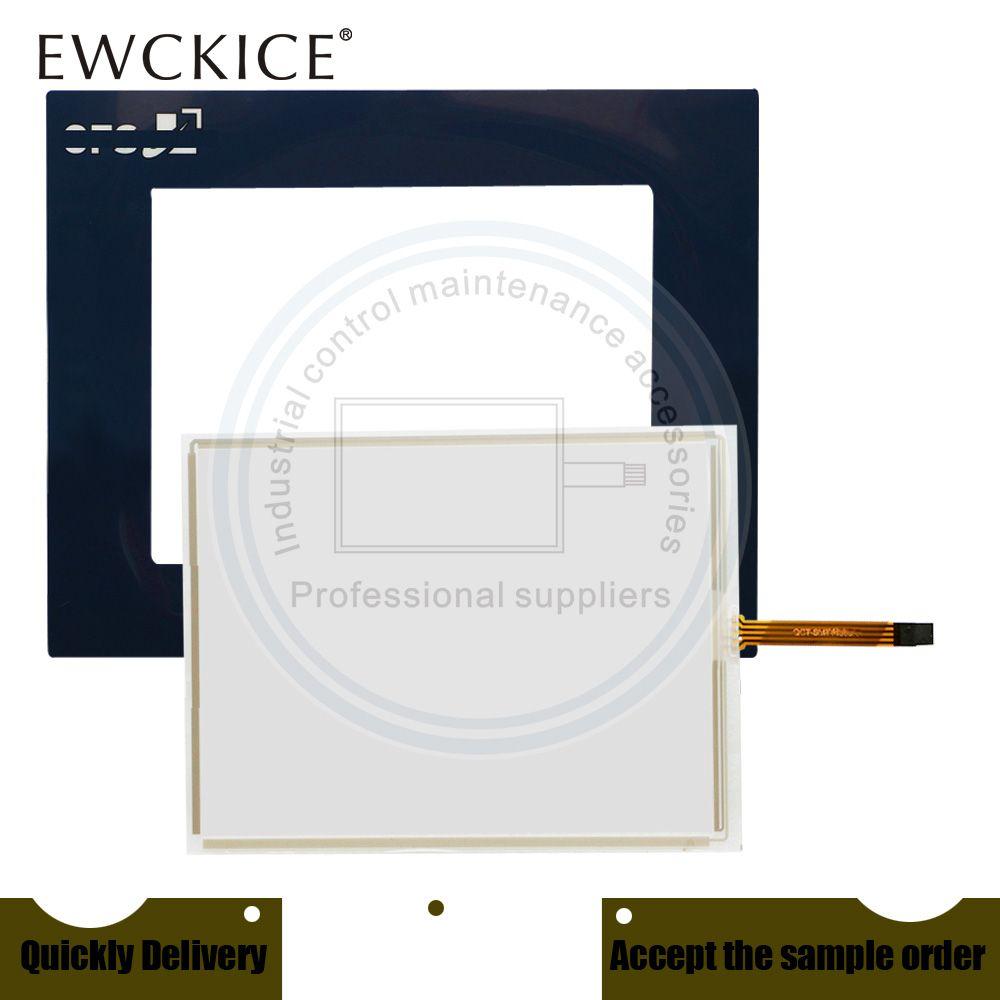 Orijinal YENİ 5AP920.1043-K01 5AP920.1043 K01 PLC HMI Sanayi TouchScreen VE Ön etiket Filmi