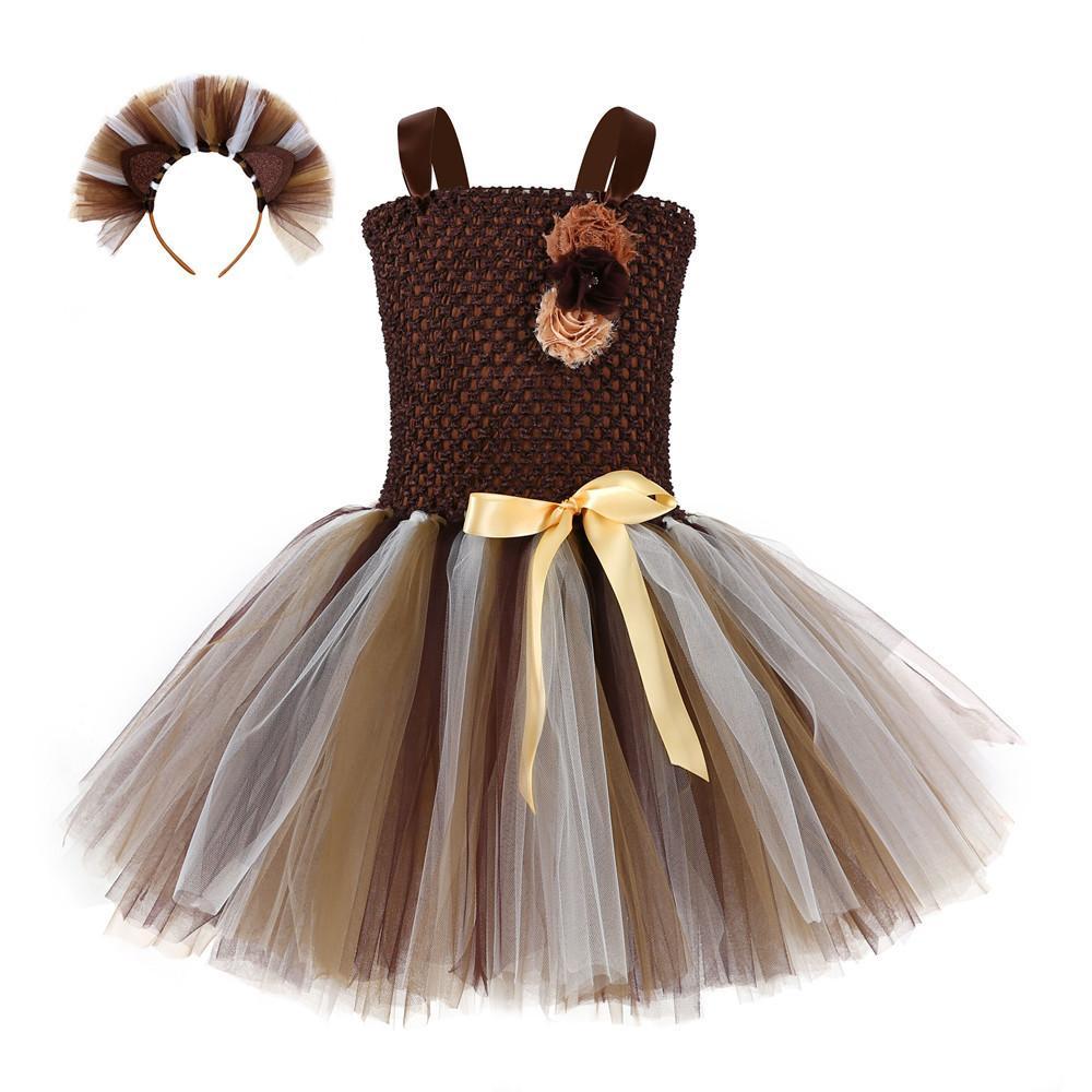 Lion King Halloween Party 2020 2020 Lion King Dress Baby Toddler Girl Birthday Party Tutu Dress
